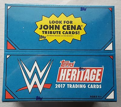 3x Topps Best Of WWE Gravity Feed Box 2013