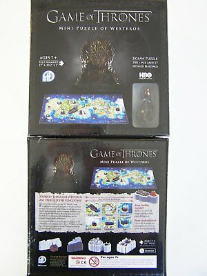 4D Cityscape Puzzle Game of Thrones Mini Westeros