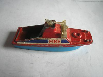 CORGI JUNIORS - 53 - Fire Launch Boat