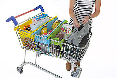 Trolley Bags Express Pastel Colour Pack Of Four Bags