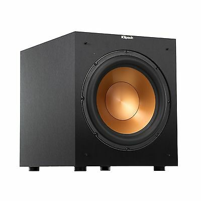 "Klipsch R-12Sw 12"" Active Subwoofer Hifi Home Cinema R12 Sw Brand New Warranty"