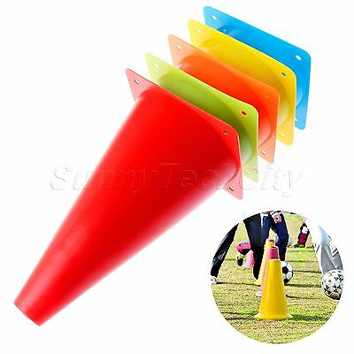 Polyethylene Agility Cones Obstacal Sign Field Place Sports Agility Cone Marker