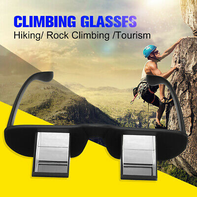 Lazy Refractive Glasses Climbing Goggles Prism Spectacles For Watching TV