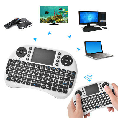 2,4G Mini Sans Fil Clavier Pavé Tactile pour PC Pad Google Android TV BOX AC625