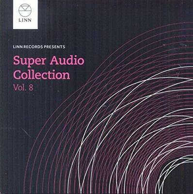 Linn Super Audio Collection Vol. 8 - Various Artists (NEW SACD)