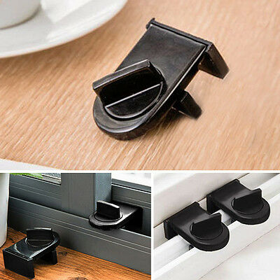 Sliding Door Window Safety Lock Security Slide Latch For Home Child Adjustable