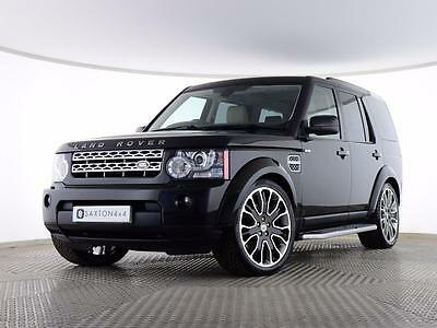 2012 Land Rover Discovery 4 3.0 SD V6 XS 5dr