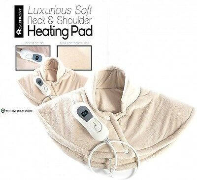 Homefront Shoulder and Neck Heat Pad 250132
