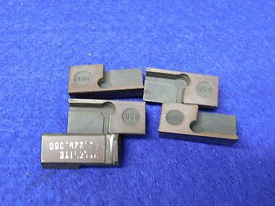 5 Valenite Milling Cutter Indexable Insert Cartridges B3R