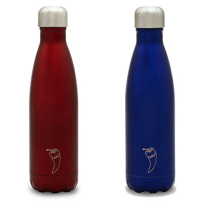 The Chilly's Bottle 500ml Reusable BPA-Free Drinks Bottle 24 Hours Cold