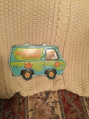 """Sign,Open Road brand Scooby Doo and the gang 14.25""""X9.25"""" The Mystery Machine"""