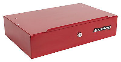 APLHT Sealey Side Cabinet for Long Handle Tools - Red [Tool Chests]