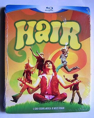 Hair - Milos Forman - Blu-Ray + Dvd - Neuf, Emballe -