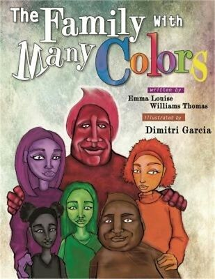 The Family with Many Colors (Paperback or Softback)