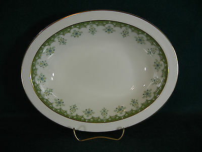 "Royal Doulton Ashmont H5010 Oval 10 3/4"" Vegetable Serving Bowl"