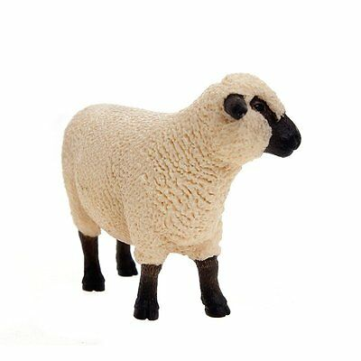 Schleich Shropshire Sheep Ewe Figurine 13681 Farm Life English Country