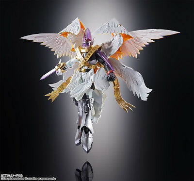 BANDAI Digivolving Spirits 02 MetalGarurumon Action Figure Digital Monster