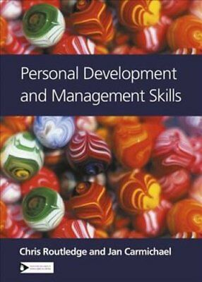 Personal Development and Management Skills by Chris Routledge 9781843981480