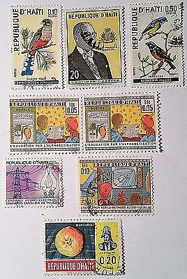 Haiti  Stamps Scu703Bb.....worldwide Stamps