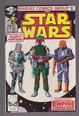 Star Wars # 42  1st app. Boba Fett the Bounty Hunter !  grade 9.0 scarce book !
