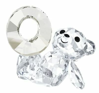 Swarovski Kris Bear Number Zero 0 # 5063334 New in Original Box