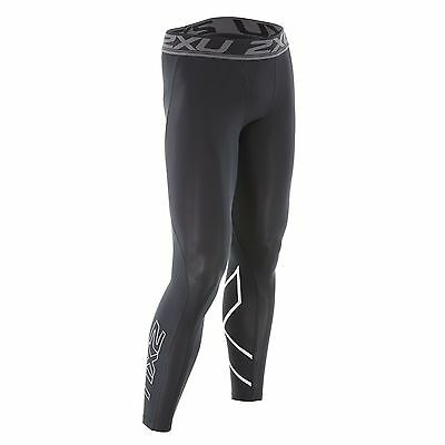 New 2XU Men Accelerate Compression Tights Train Recover Race SELECT SIZE & COLOR