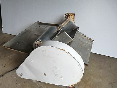 Colborne Dough Sheeter Roller Model B10 Commercial Pizza Crust Prep Counter top