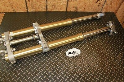 2016 Honda CRF450R CRF 450R Front Forks with Triple Trees