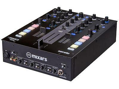 Mixars Duo Mixer professional SERATO software complete included NEW WARRANTY