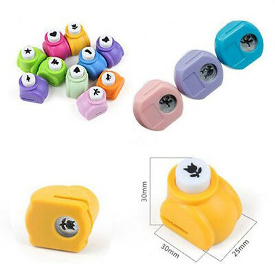 DIY Printing Paper Hand Shaper Scrapbook Tags Cards Craft DIY Punch Cutter New!