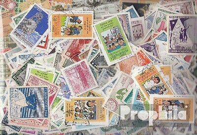 Chile 500 different stamps