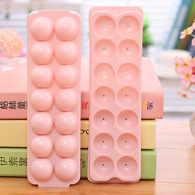Novelty Party Brick Bar Whiskey Ice Ball Cube Maker Trays Sphere Mould Molds