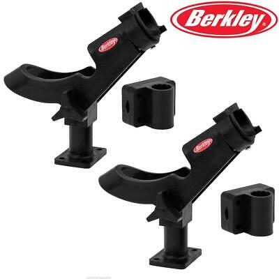 2 Berkley Boat Kayak Fishing Rod Holder Sea Pike Coarse 1318294 - X2