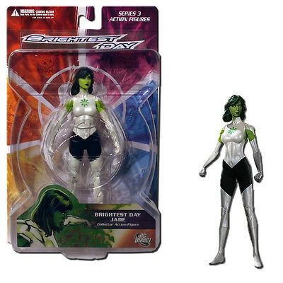 DC Direct Brightest Day Series 3 Jade 6-Inch Action Figure