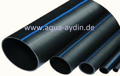 PE pipe suitable drinking water DVGW many sizes