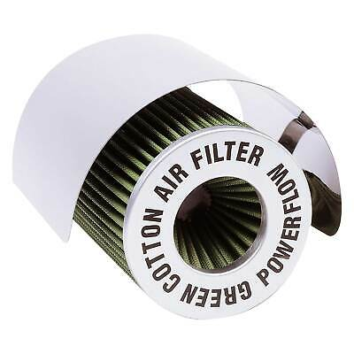 Green Filters Stainless Steel Universal Air Filter Heat Shield - Standard Size