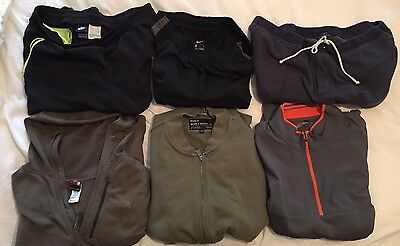 Men Clothing Lot 30 Items XL XXL :: The North Face Nike  Patagonia