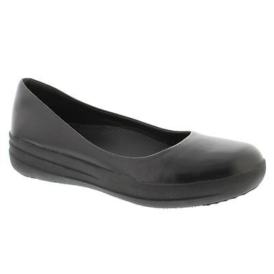 FitFlop Adoraballerina Black Women's Ballerinas Shoes