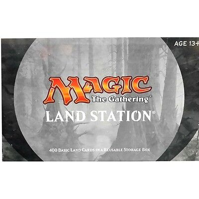Magic the Gathering - Amonkhet Land Station (400 Lands)- MTG - NEU & OVP