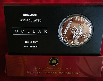 2006 Canada 150 Year of the Victoria Cross Brilliant Uncirculated Silver Coin