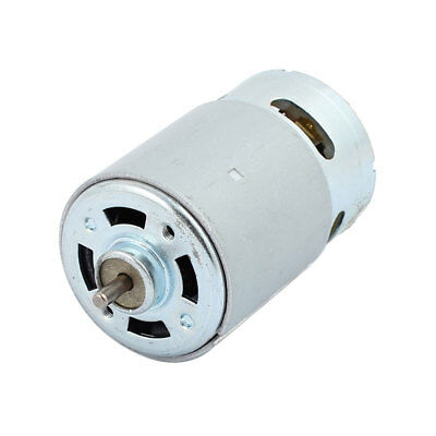 DC 12-36V 3600RPM Large Torque High Speed Micro DC Motor for Electronic Toy