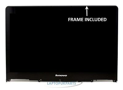 "Lenovo Yoga 500-14IBD 80N4 14"" Complete FHD Touch Screen Assembly Original"