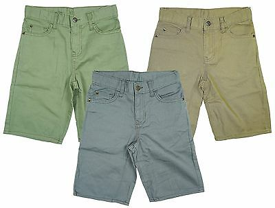 Boys Old Navy Jeans Denim Style Knee Length Cotton Chino Shorts 5 to 8 Years