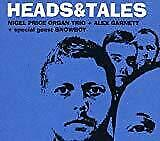 Price,Nigel/Organ Trio - Heads & And Tales (NEW CD)