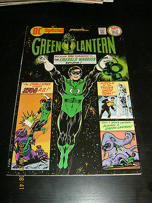DC Special # 20 March 1977 Green Lantern Gil Kane Mike Grell Reprints