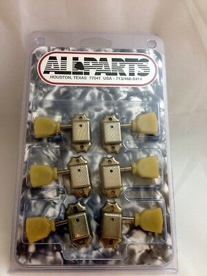 Vintage Tuning Keys Gibson Les Paul Gotoh SD90 Aged Nickel tk-0770-007