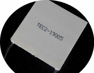 2pcs 2-stage multistage TEC2-19005 30*30 MMThermoelectric Cooler Peltier Module