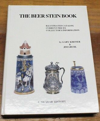 Reference Book: The Beer Stein Book by Kirsner & Gruhl