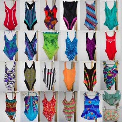 Wholesale Vintage 50 SWIMSUITS Bathing Suits Leotards PHOTOS SHOWN