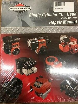 Briggs And Stratton 270962 Repair Manual